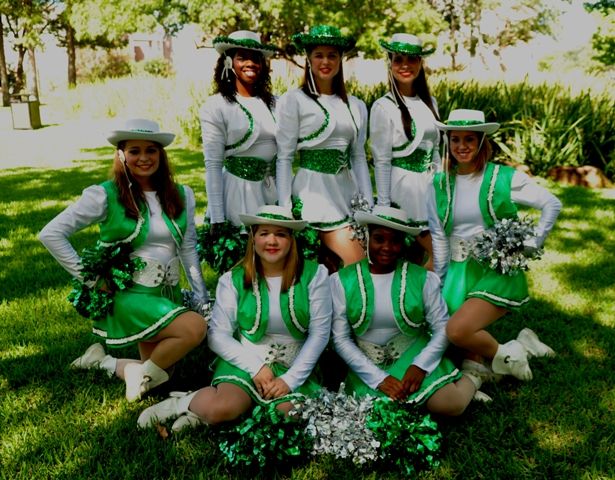 2009 Senior High Steppers