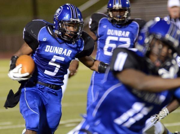2014 Dunbar running