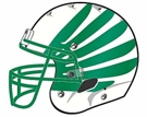2015 Lake Dallas Falcons helmet