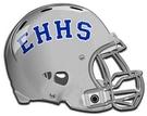 Eastern Hills Highlanders helmet