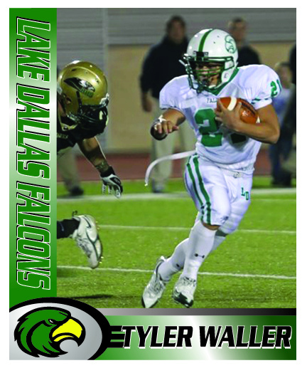 Tyler Waller card banner