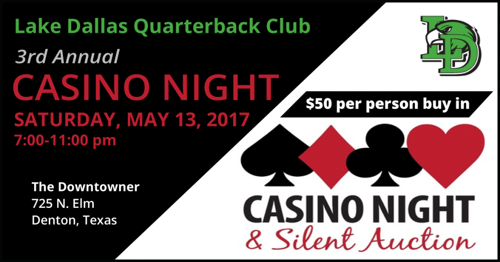 Casino Night & Silent Auction