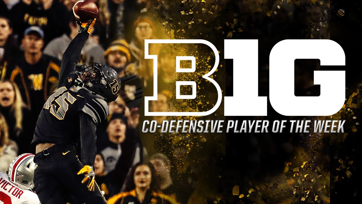 Big Co-Defensive Player of the Week