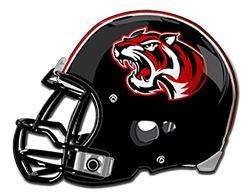 Denton Braswell Bengals helmet