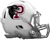 Princeton Panthers helmet