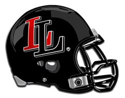 Lovejoy Leopards helmet