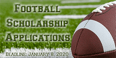 2020 Scholarship Application