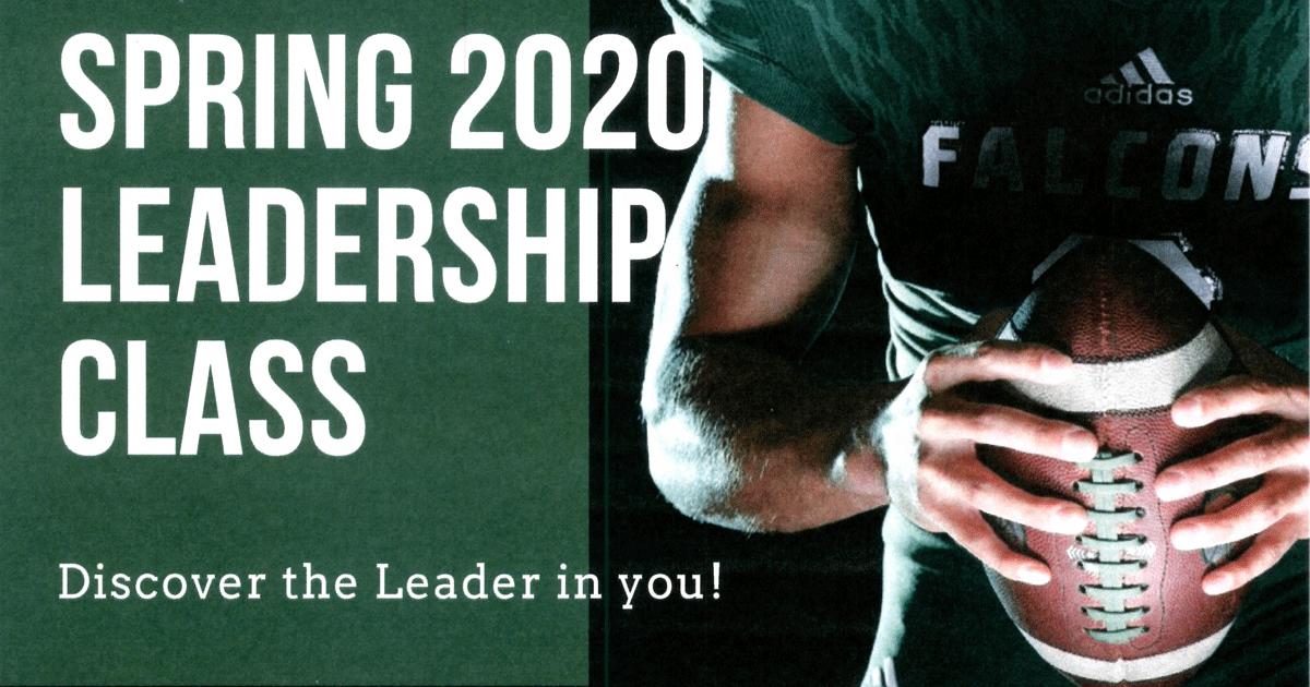 Spring 2020 Leadership Class