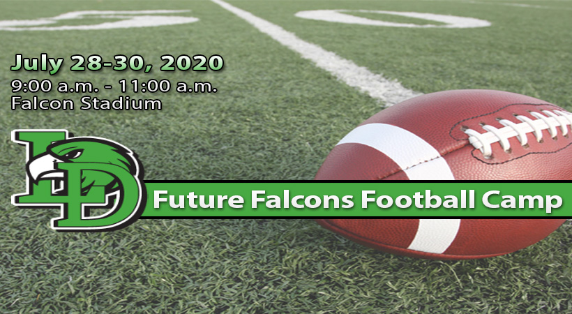 2020 Future Falcons Football Camp