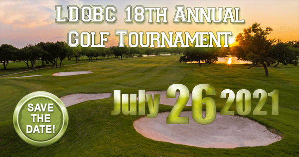 LDQBC 18th Annual Golf Tournament save the date